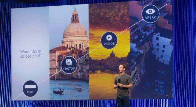 Facebook apuesta por la realidad virtual