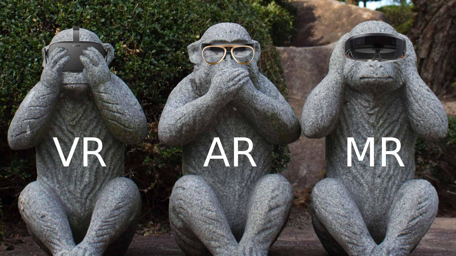 ¿Realidad Virtual, Realidad Aumentada y Realidad Mixta? ¡No te confundas!