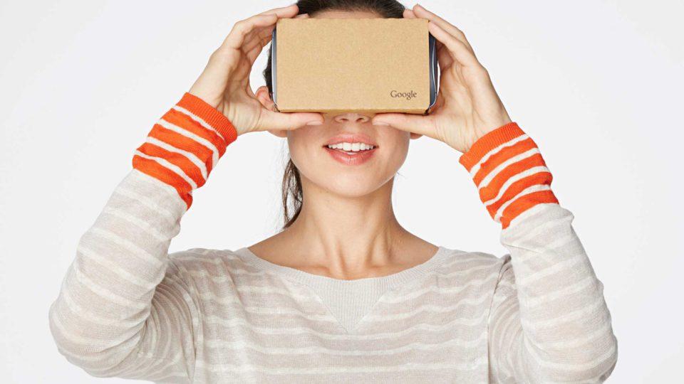 Hazte tus propias gafas de Realidad Virtual