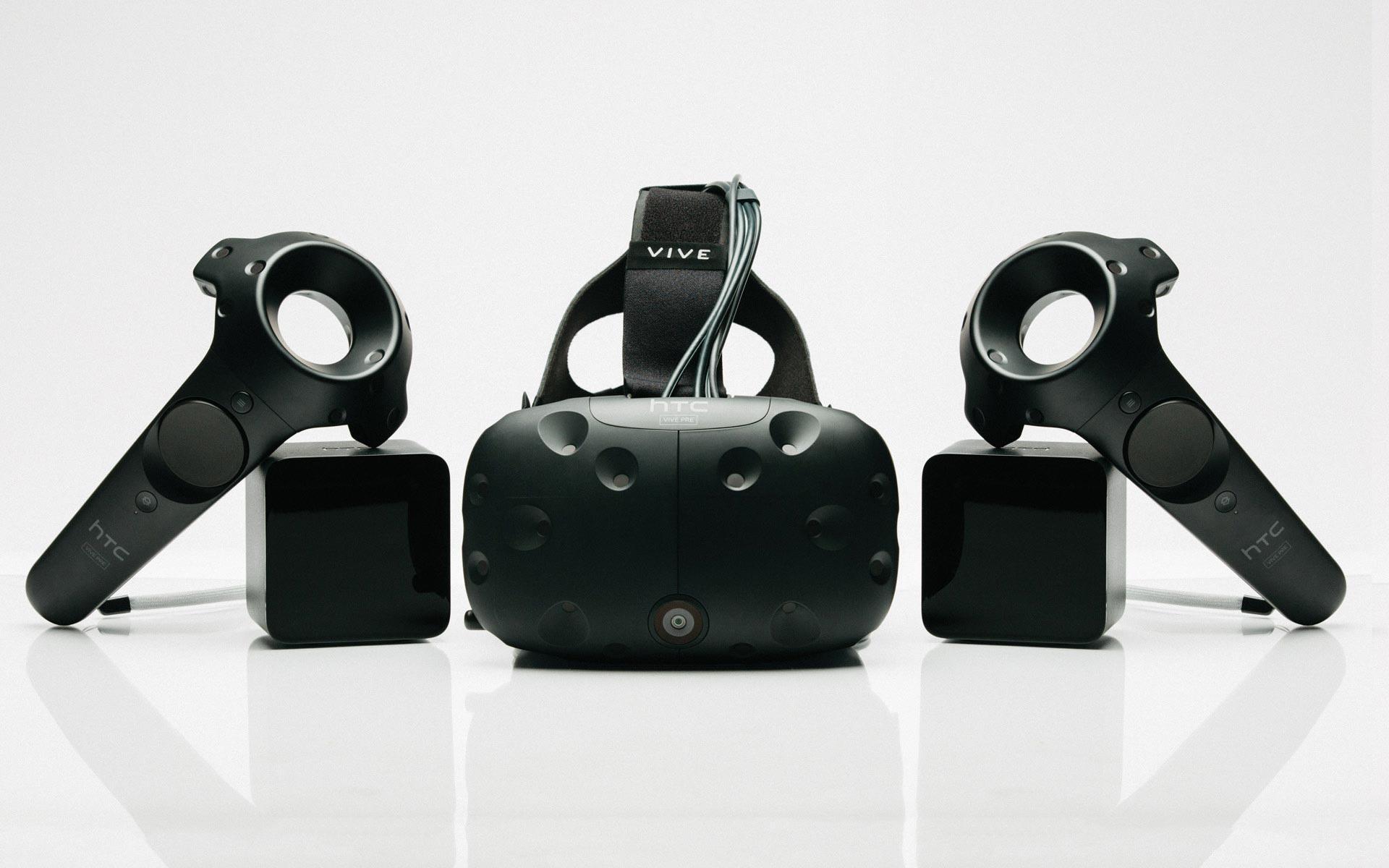 Lanzamiento HTC Vive, ¿primeras gafas de alta comercialización?