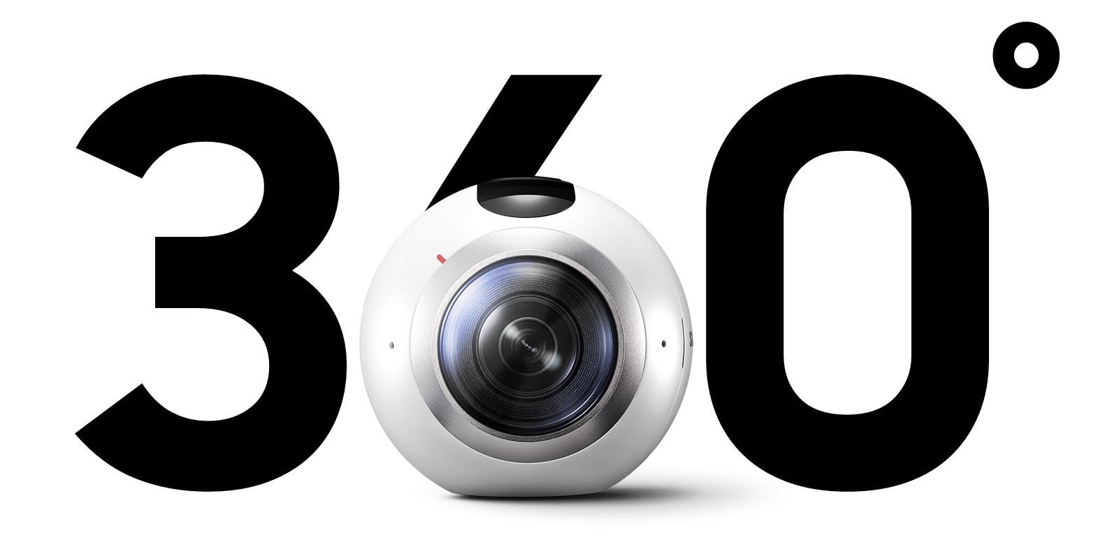 Samsung GEAR 360: La cámara 360 de Samsung