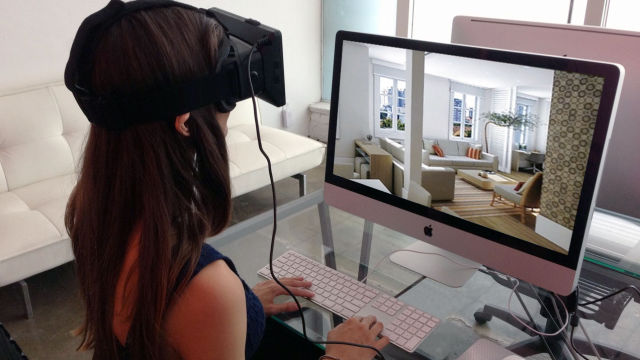 Virtual Reality & Architecture, A Perfect Symbiosis