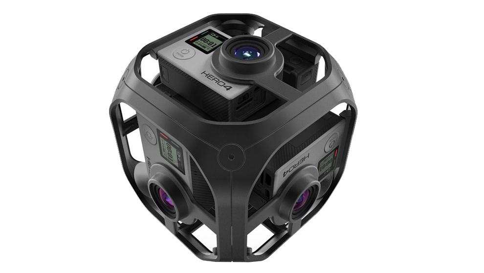 GoPro Omni: La apuesta de GoPro por el vídeo 360