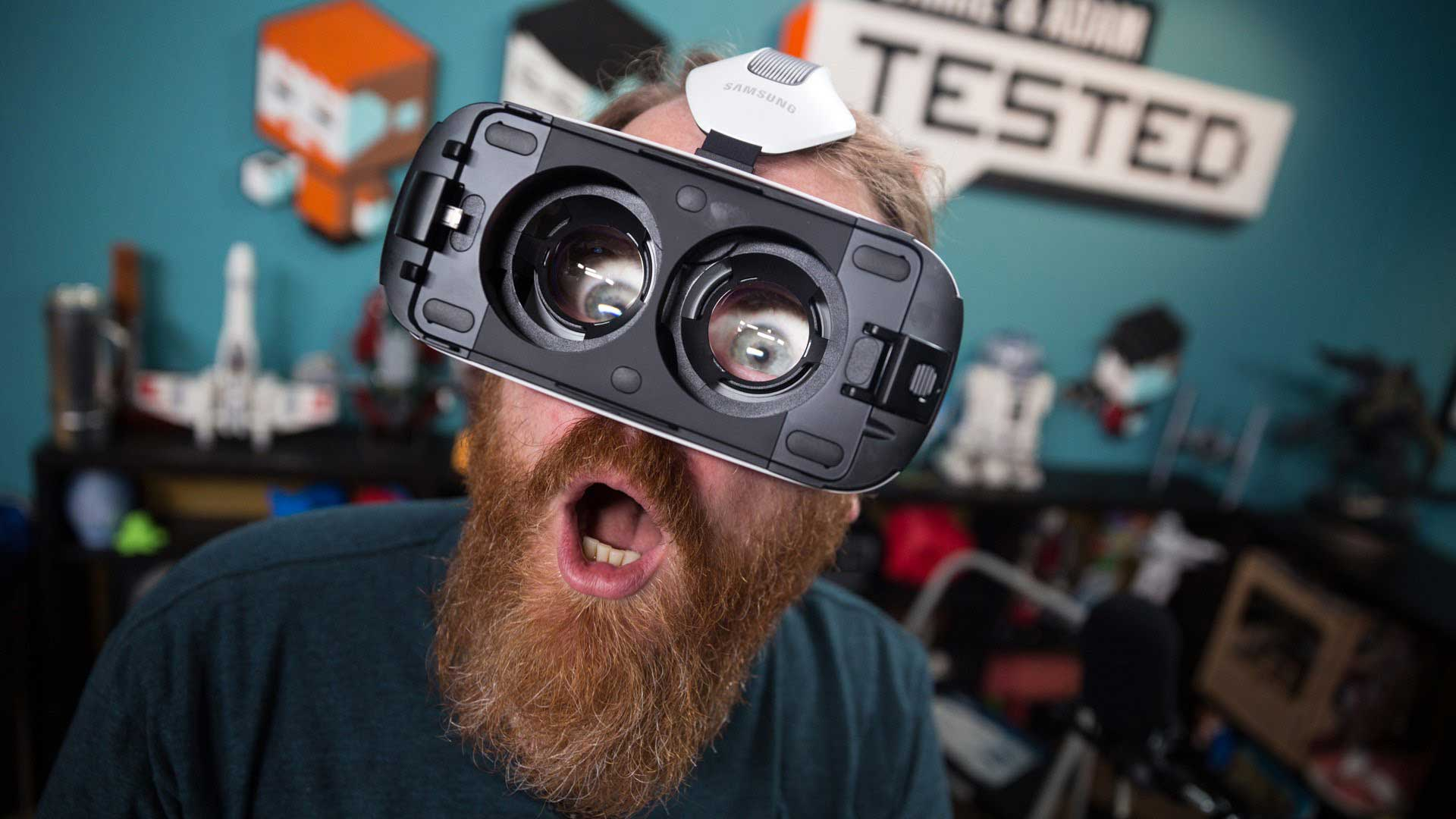 ¿Por qué los vídeos de Realidad Virtual se ven tan suavizados?
