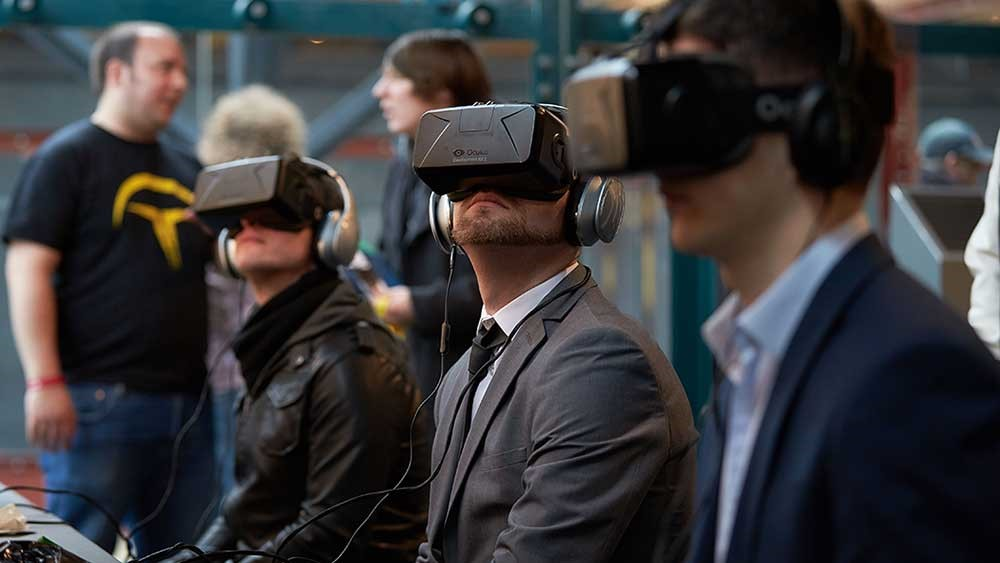 3 Advantages Of Virtual Reality For Companies