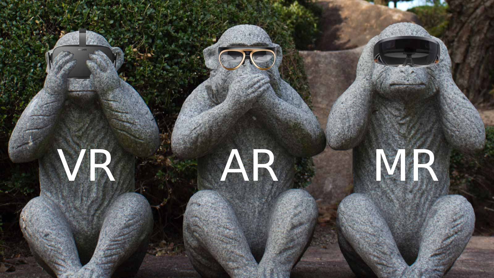 Virtual Reality, Augmented Reality, And Mixed Reality? Learn How To Tell Them Apart!