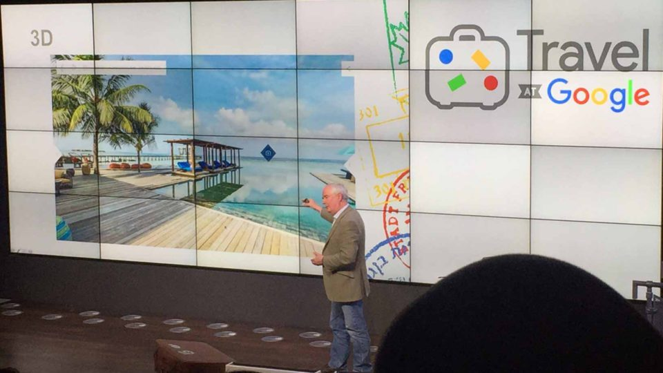 Travel at Google 2016