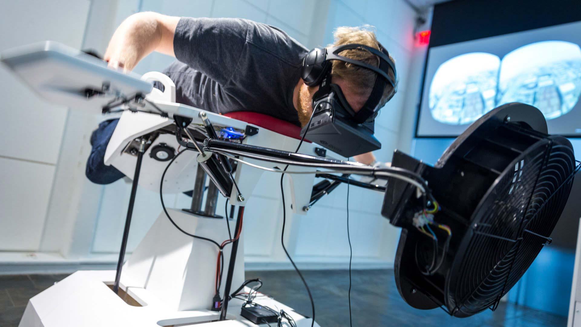 Simuladores: Ventajas de la Realidad Virtual para empresas