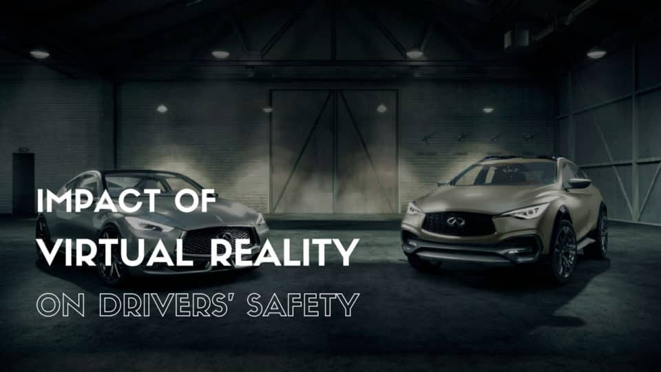 Impact of Virtual Reality on Drivers' Safety