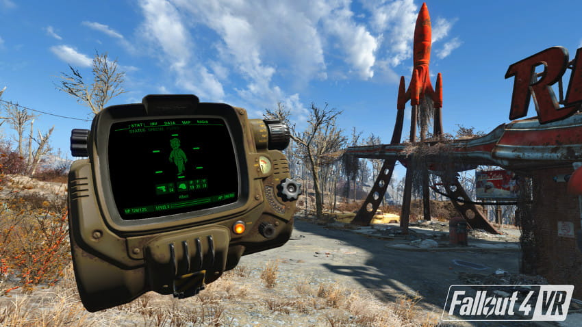 Analisis Fallout 4 VR