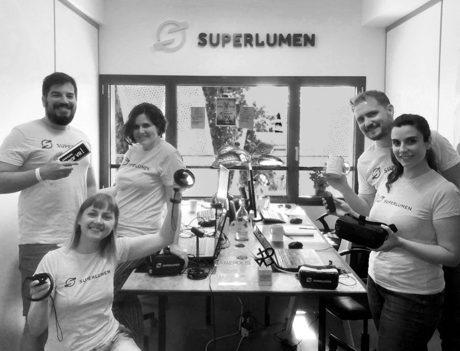 Superlumen - Estudio VR Murcia