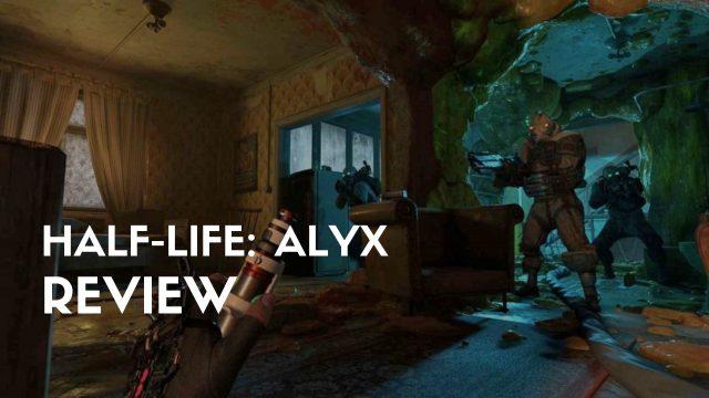 Half-Life: Alyx review – Una experiencia inmersiva espectacular