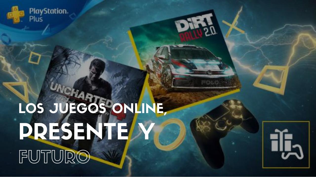 Los juegos online, presente y futuro