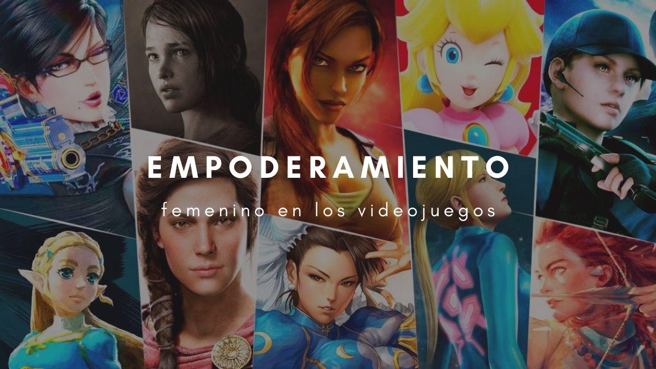Empoderamiento femenino en los videojuegos